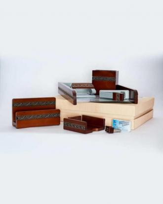 Wooden  Stationery Set